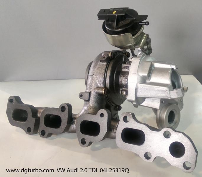 turbo_VW_AUDI2.0TDI_04L25319Q