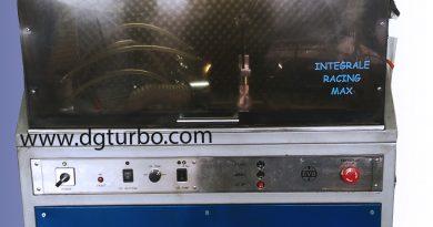 D.G. Турбо сервиз-машина за вискокоскоростен вибробаланс