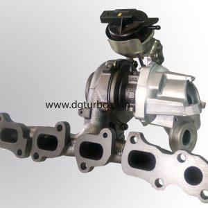 turbo,VW,AUDI,Skoda,Seat 2.0TDI;04L253019Q