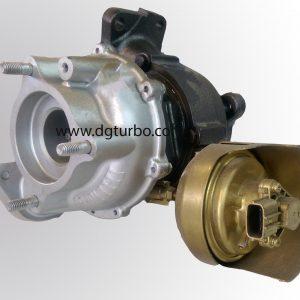 turbo Mazda 6 2.2 TDI IHI;RHV4;VJ41