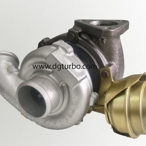 turbo,opel 2.2, 717625-0001; 717625-1; 24445061