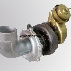 turbo, toyota 2.2 D4D, IHI,RHF4V, VB17