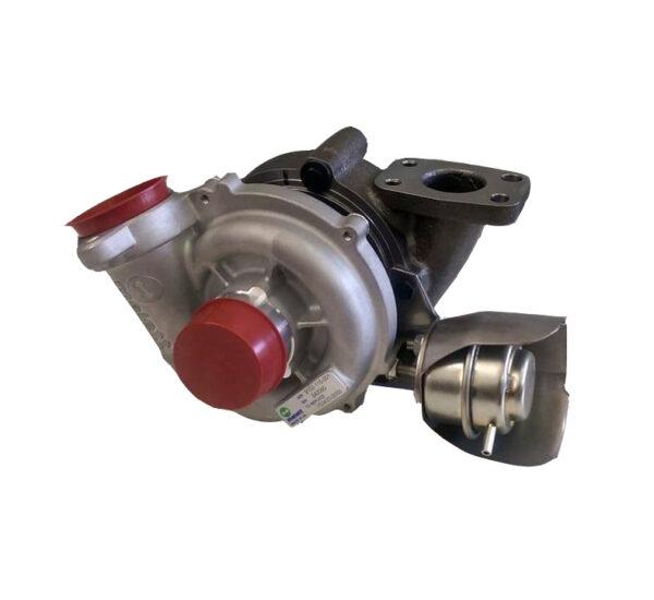 Нов турбокомпресор Peugeot 206/ 207/ 307; Citroen Picasso/ C4/ C3/ C5; Volvo S40/ V50; Ford Focus/ C-Max 1.6D ОЕ turbo № 753420-0005; 753420-5