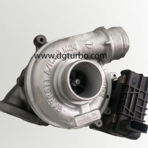 turbo, Citroen C-Crosser, 769674-0006, 9683657880
