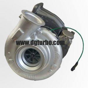 turbo iveco cursor, HE551V; 3773763