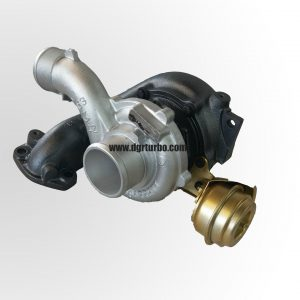turbocharger OE PART No: 767835-0001; GTA1749MV; Opel/Vauxhall (Astra; Vectra; Zafira); Fiat (Stilo; Croma)