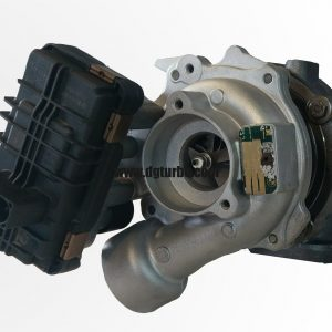 turbo BMW 2.0 D; 5435-970-0045