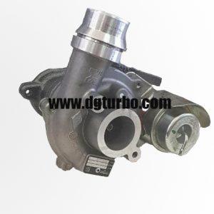 Turbo Renault 1,5 DCI, KP35, 5435-971-0028, KKK