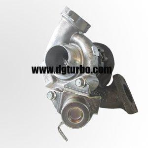 turbo Mitsubishi; OE № 49173-07528; Citroen C3, Citroen C-Max, Ford Focus, Ford Fiesta, 1,6LD